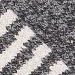 2pk Assorted Slipper Socks - greymix