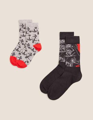 2 Pack Mini Me Star Wars™ Socks