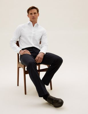 Slim Fit Non Iron Twill Shirt