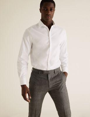 Regular Fit Cotton Oxford Shirt