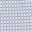 Tailored Fit Cotton Stretch Check Shirt - bluemix