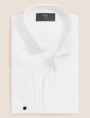 Slim Fit Dinner Shirt