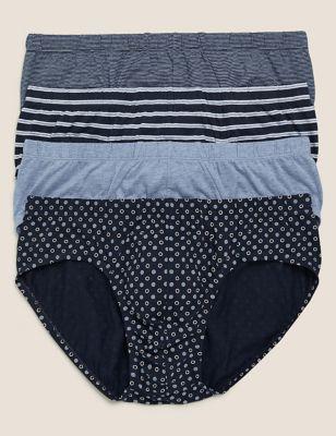 4pk Pure Cotton Cool & Fresh™ Slips