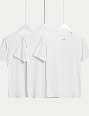 3pk Cool & Fresh™ T-Shirt Vests