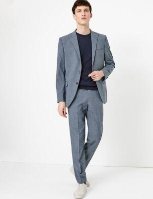 The Ultimate Blue Slim Fit Jacket