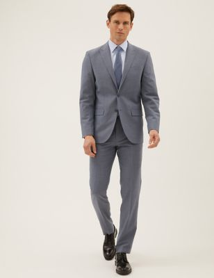 The Ultimate Blue Tailored Fit Jacket