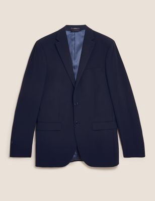 The Ultimate Navy Tailored Fit Jacket