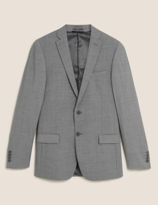 The Ultimate Grey Slim Fit Jacket