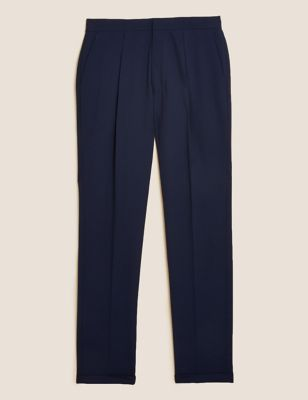 The Ultimate Slim Fit Elasticated Trousers