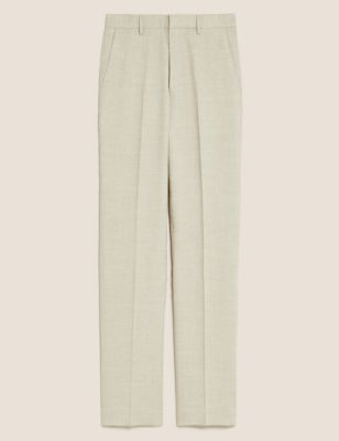 Tailored Italian Linen Miracle™ Trousers