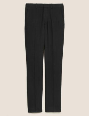 Slim Fit Italian Linen Miracle™ Trousers