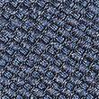 Textured Pure Silk Tie - navy