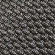 Textured Pure Silk Tie - black