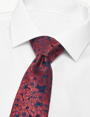 The Poppy Collection® Pure Silk Tie