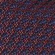 Textured Pure Silk Tie - burgundy
