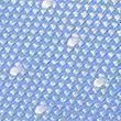 Slim Polka Dot Pure Silk Tie & Handkerchief Set - lightbluemix