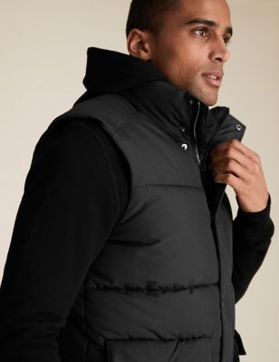 Padded Gilet with Thermowarmth™