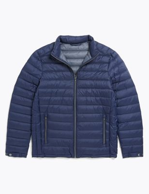 Feather & Down Puffer Jacket
