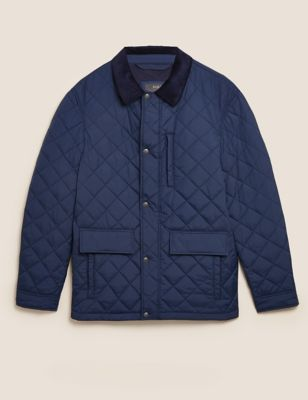 Quilted Parka Jacket With Stormwear™