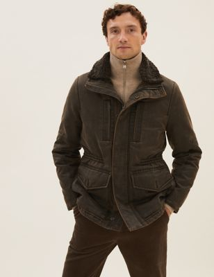 Borg Lined Jacket with Thermowarmth™