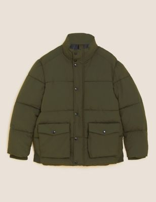 Padded Puffer Jacket with Thermowarmth™