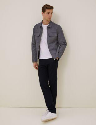 Cotton Harrington Jacket with Stormwear™