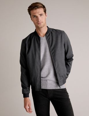Smart Bomber Jacket with Stormwear™
