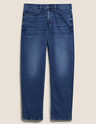 Straight Fit Organic Cotton Supersoft Jeans