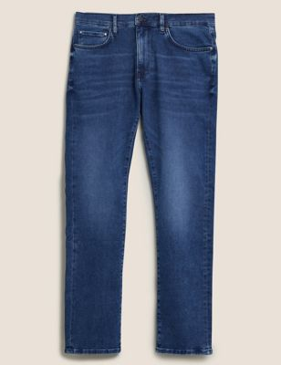 Slim Fit Organic Cotton Supersoft Jeans