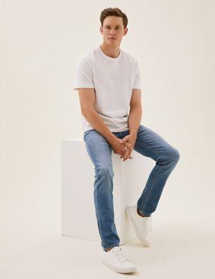 Slim Fit Super Stretch Performance Jeans