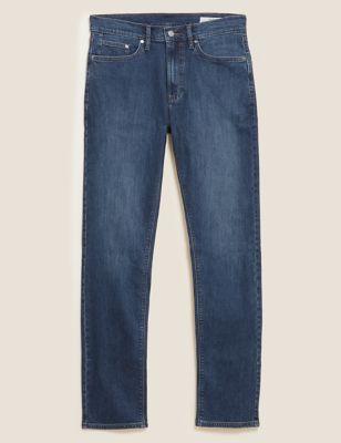 Organic Cotton Slim Fit Stretch Jeans