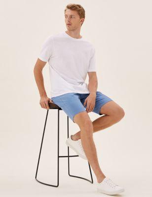 2 Pack Stretch Chino Shorts