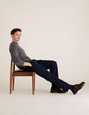 Regular Fit Organic Cotton Ultimate Chinos
