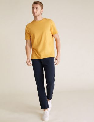 Slim Fit Organic Cotton Ultimate Chinos