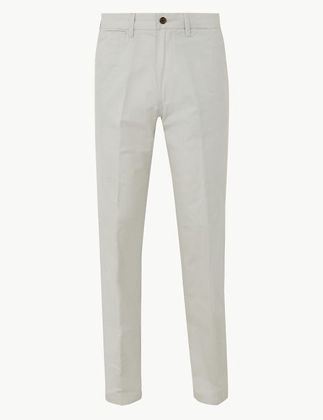 Pure Cotton Chinos with Stormwear™