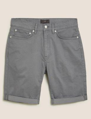 Stretch 5 Pocket Shorts