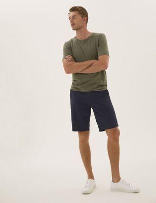 2 Pack Super Lightweight Chino Shorts
