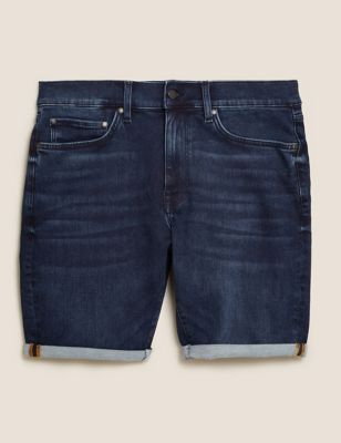 Organic Cotton Super Soft Denim Shorts