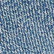 Organic Cotton Stretch Denim Shorts - midblue