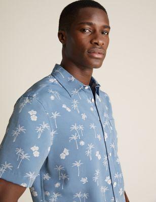 Easy Iron Hawaiian Shirt