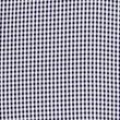 Easy Iron Gingham Checked Shirt - navy
