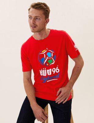 Pure Cotton UEFA™ Graphic T-Shirt