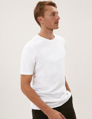 5 Pack Pure Cotton T-shirts