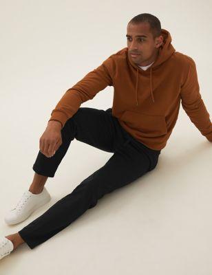 2 Pack Cotton Straight Leg Joggers