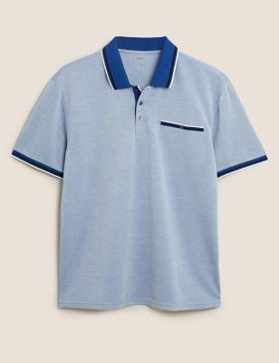 Modal Soft Touch Polo Shirt