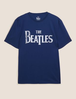 Pure Cotton The Beatles™ Graphic T-Shirt
