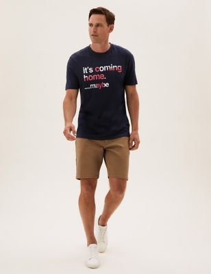 Pure Cotton EURO Graphic T-Shirt