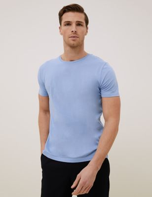 Slim Fit Premium Cotton T-Shirt