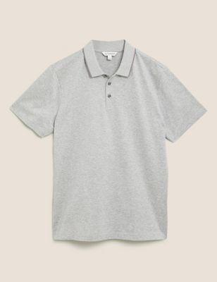 Premium Cotton Polo Shirt