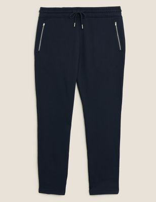 Pure Cotton Smart Joggers